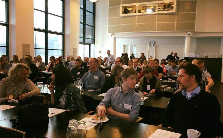 Engineering, Business & Design 2 - kommunikation og branding, IDA + Djøf + Dd
