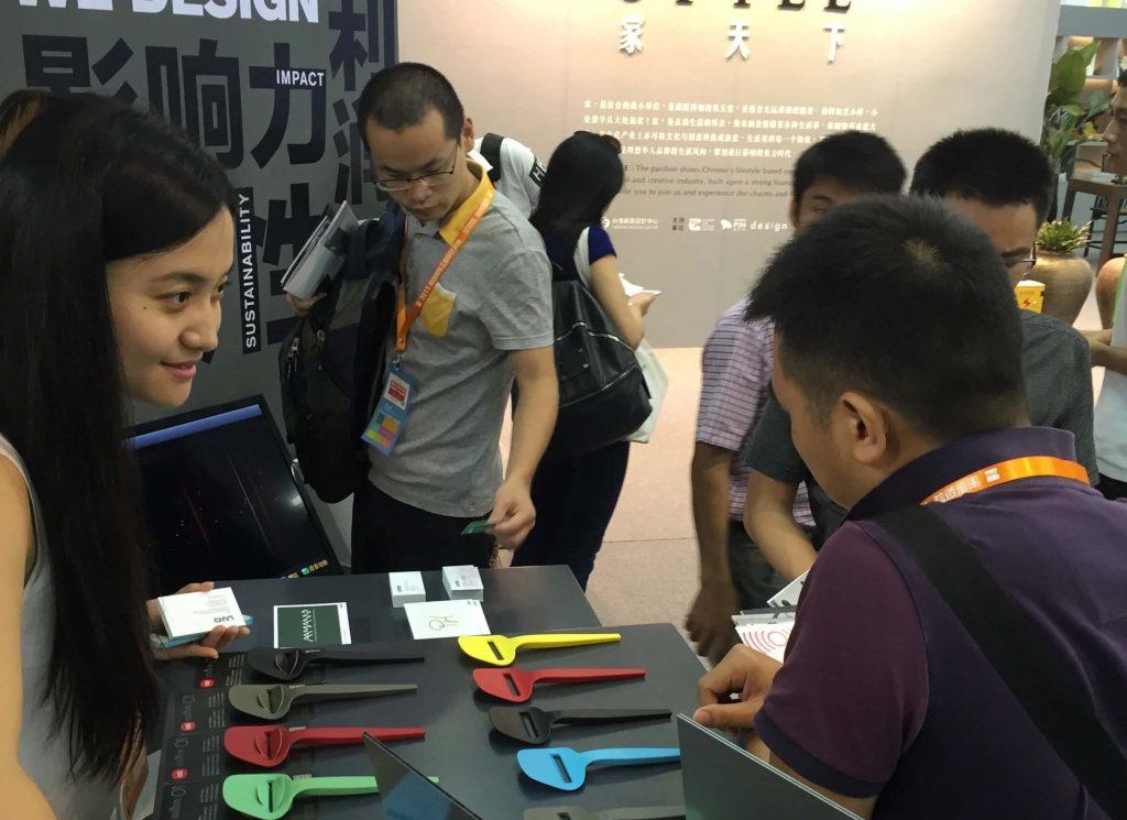 Informationsmøde om SZIDF 2017, Kina