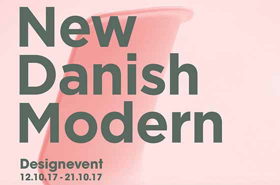 Design denmark klar med programmet for kulturhovedstadens store designevent New Danish Modern