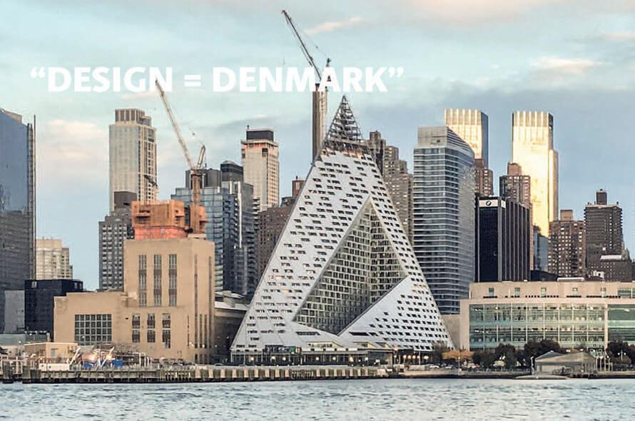 Dansk design-task force på vej til New York