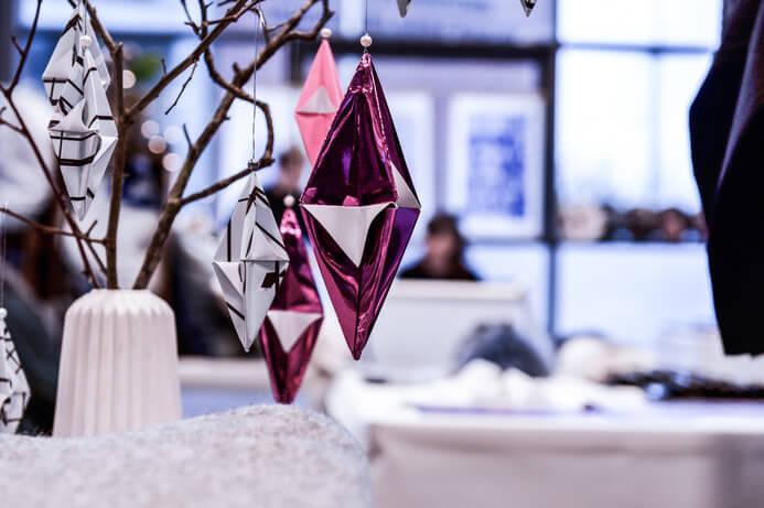 Julebazar, Designskolen Kolding