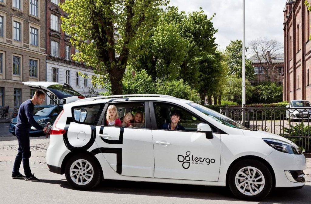 LetsGo - kør i delebil med stor rabat