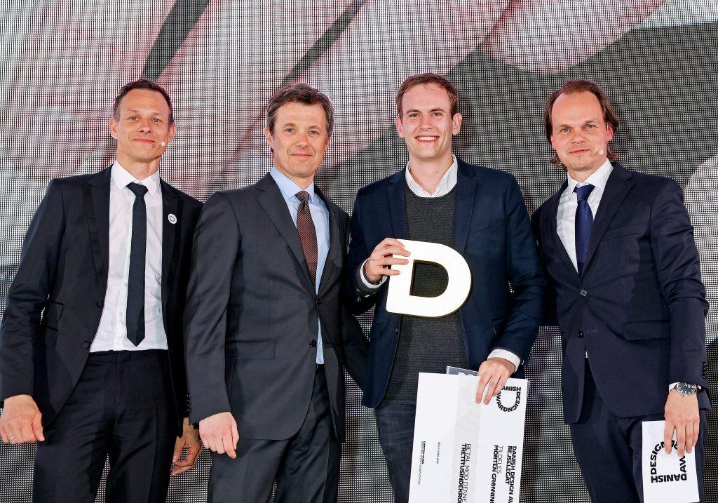 Vinderne af Danish Design Award 2016:  Dansk design med effekt og bredde