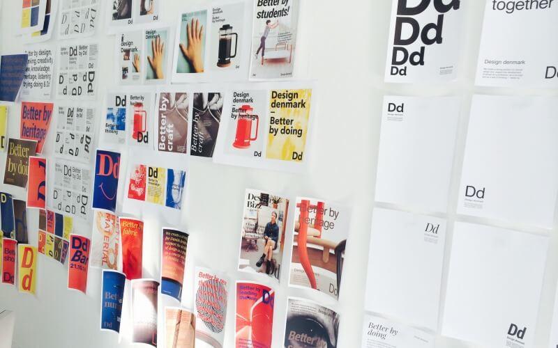 Kontingentsatser  i Design denmark