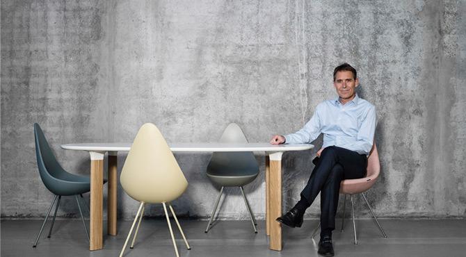 5 skarpe til Fritz Hansens CEO