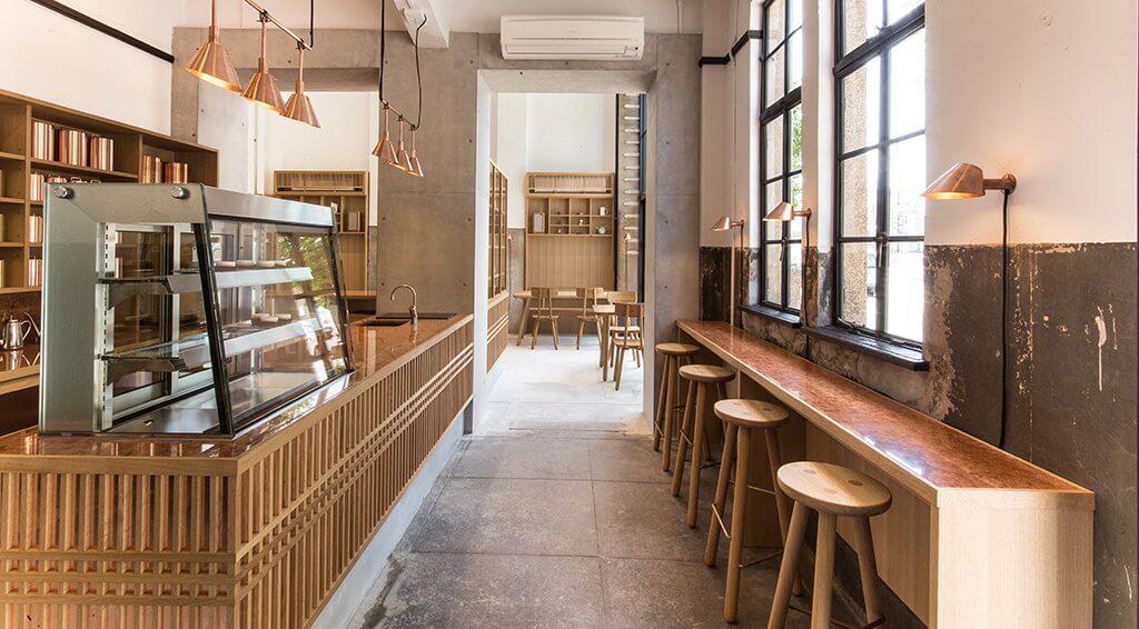 Kaikado Cafe. Foto: Kunihiro Fukumori