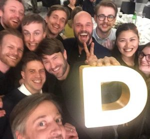 """Sidste års vindere af """"Visionary Concepts"""" ved Dansih Design Awards. Foto: Urgent Agency."""