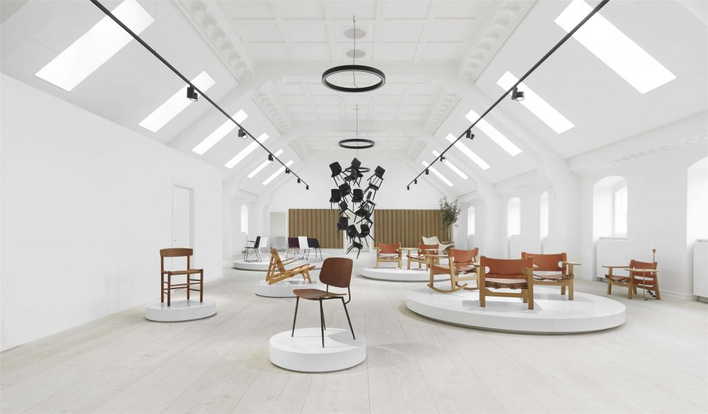 1, 2, 5 - Netværksevent for indretningsarkitekter, Dd + Fredericia Furniture