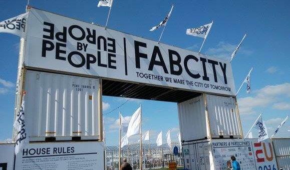 Fab City Global Summit 2017 Dansk Design Center Københavns